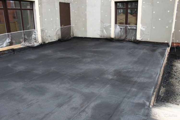 Теплоизоляция бетону жидкая по